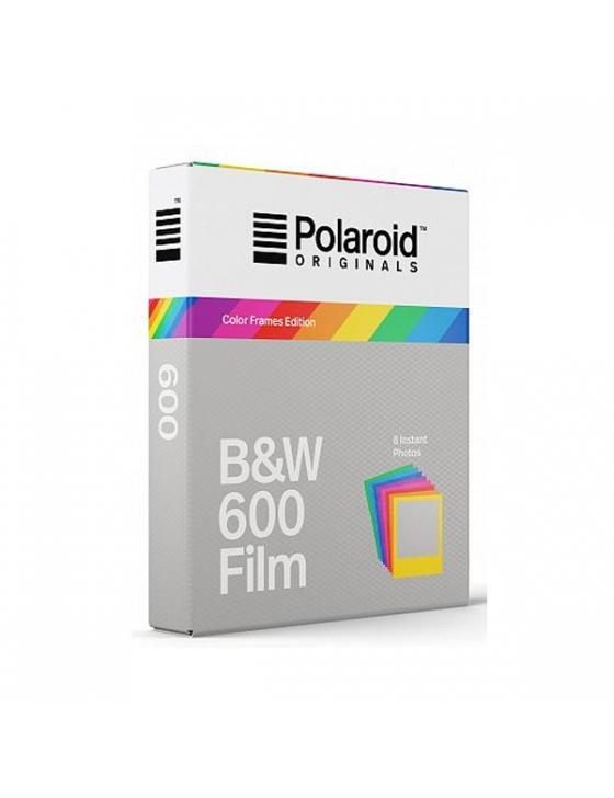 600 B&W Schwarzweiß Film, COLOR-Frame 8 Aufnahmen