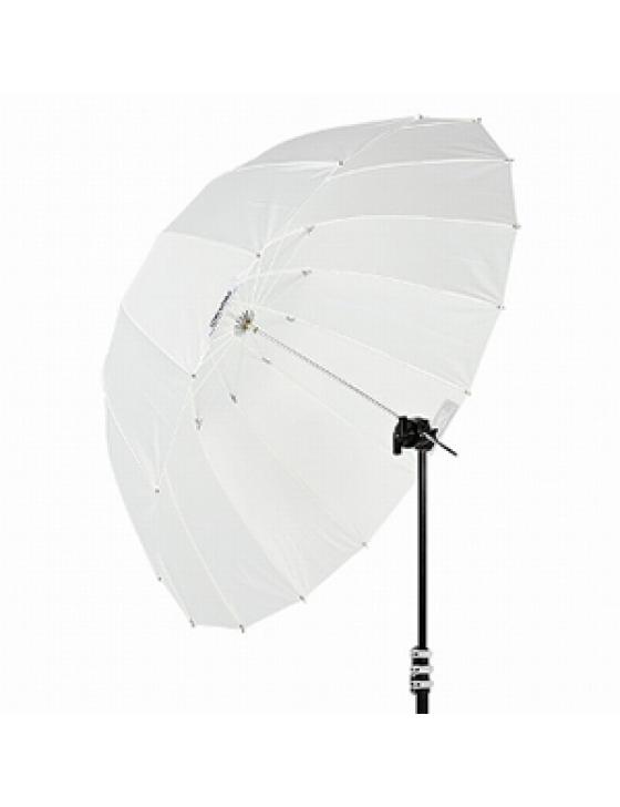 Blitzschirm Deep Translucent L (Durchlicht, 130cm)