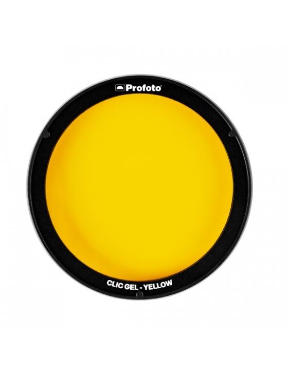 Clic Gel Yellow