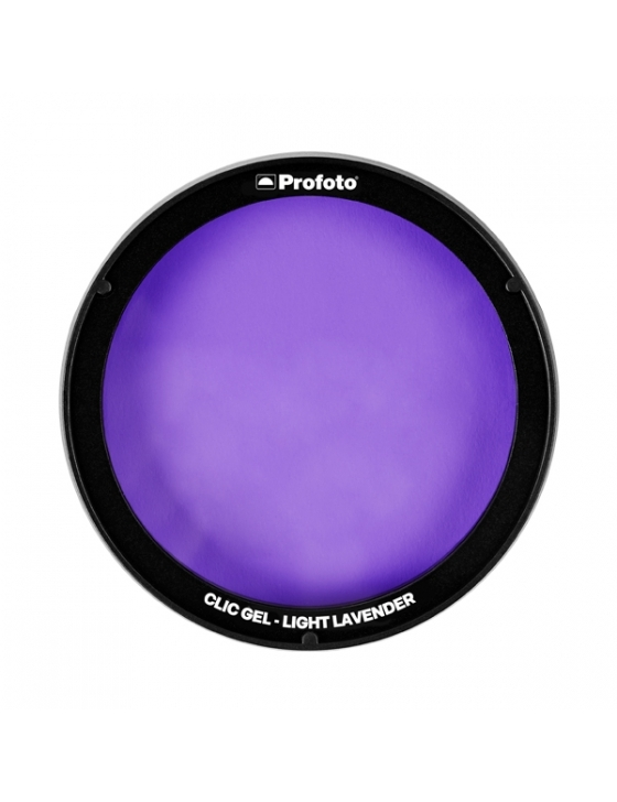 Clic Gel Light Lavender