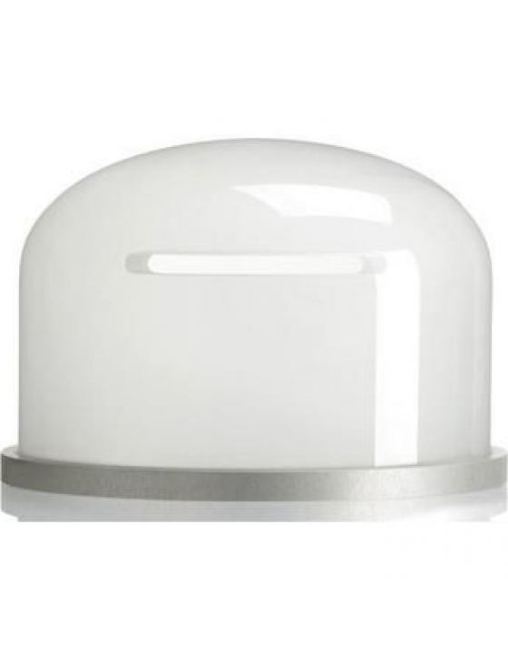 D1/D2 Schutzglas (rund, größerer Leuchtwinkel)