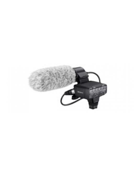 XLRK2M XLR-Adapter-Kit und Richtmikrofon