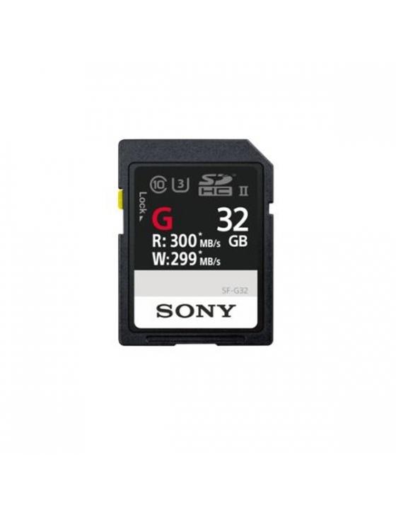 SDHC 32GB  UHS-2 Prof.R300W299 SF-G
