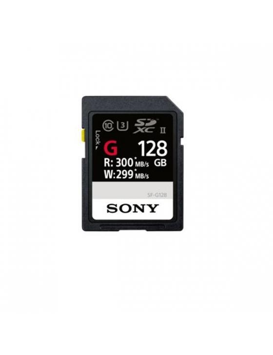 SDXC 128GB  UHS-2 Prof.R300W299 SF-G