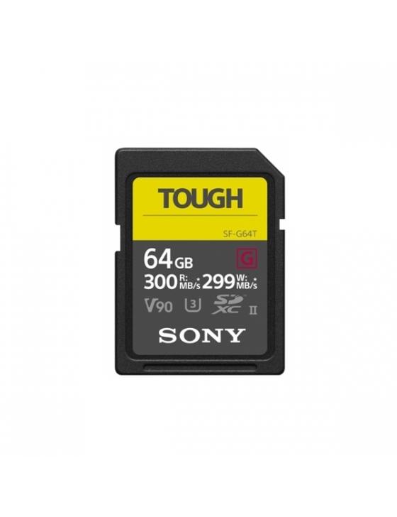 Tough SD PROF UHS-2 XC 64GB