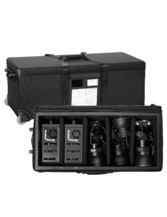 Air Case Topload - 5 Light System