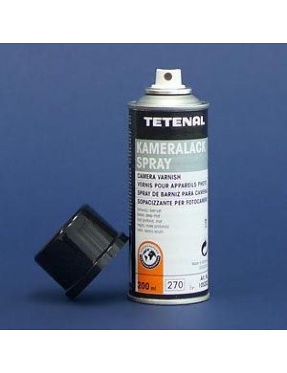 Kameralack-Spray  schwarz, tiefmatt  200 ml