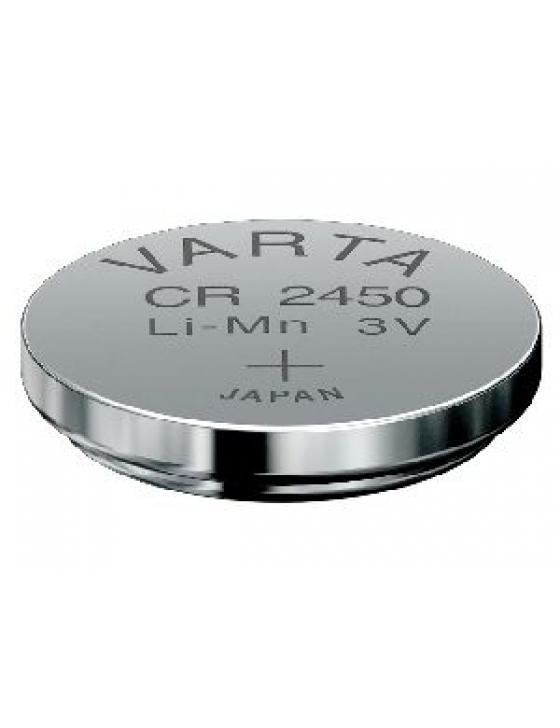 CR 2450 Lithium  3,0V