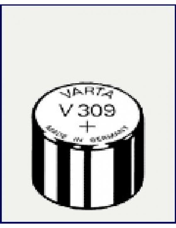 V309  Silber  1,55V  Uhrenbatterie