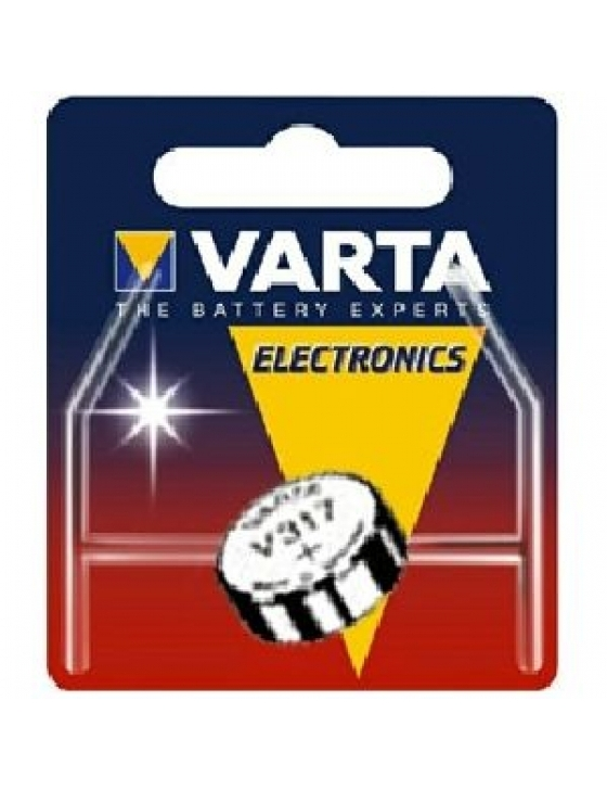 V317  Silber  1,55V  Uhrenbatterie
