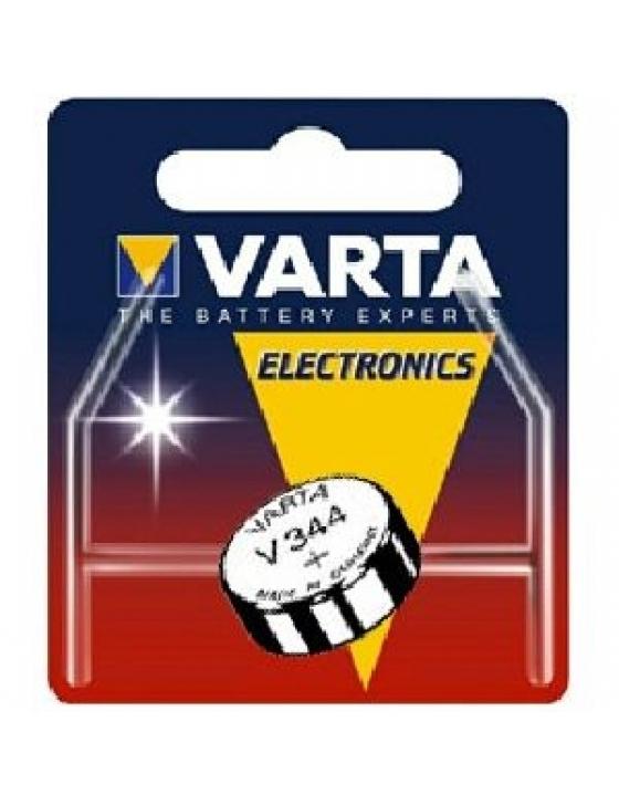 V344  Silber  1,55V  Uhrenbatterie