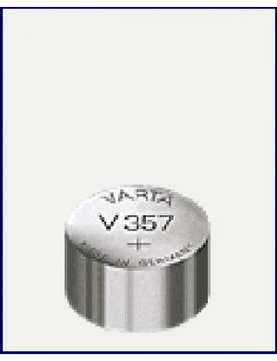 V357  Silber  1,55V  Uhrenbatterie
