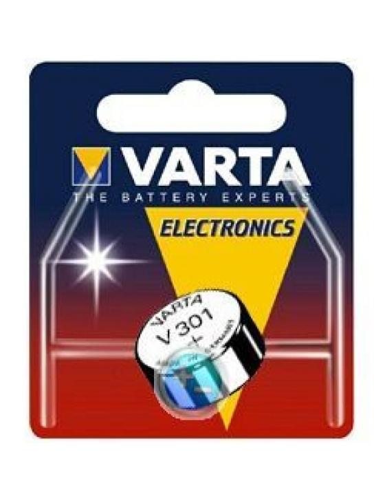 V301 Silver 1,55V  Uhrenbatterie