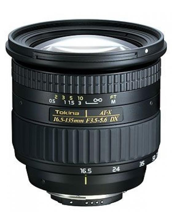 ATX 3,5-5,6/16,5-135mm Nikon AF inkl. BH 777
