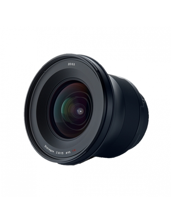 Milvus 2.8/15mm ZE-Mount Canon
