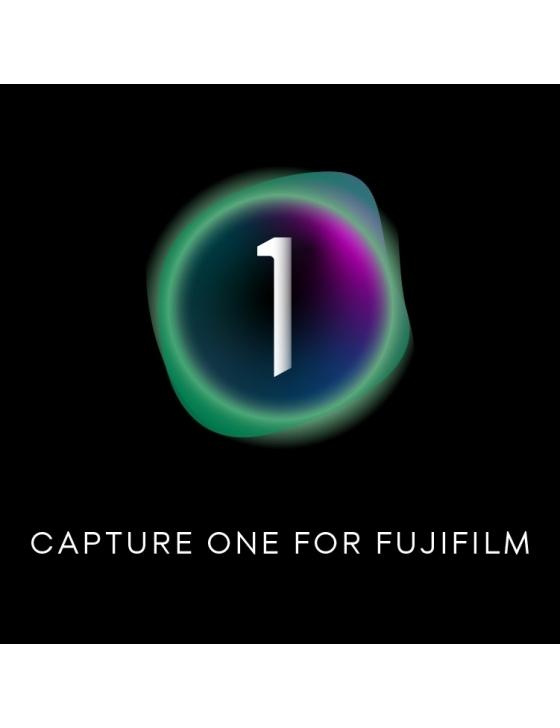 Capture One Pro 20 Fuji  Keycard mit Lizenzschlüssel  -30% bis 30.09.20