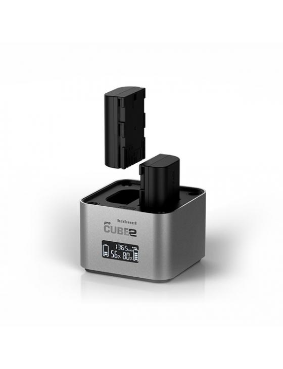 proCube2 Doppel-Ladegerät (Fuji/Panasonic)