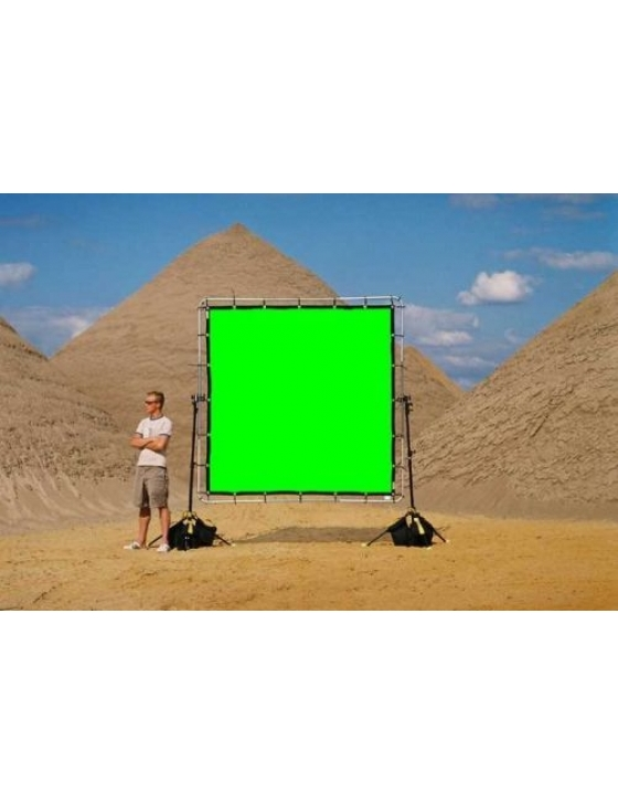 BESPANNUNG Green Box (nahtlos)
