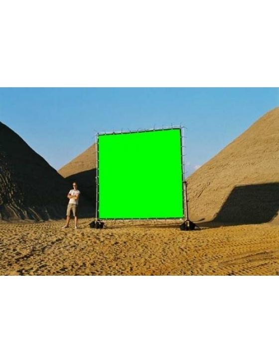 BESPANNUNG Green Box 2 Nähte ca. 40/505/40cm)