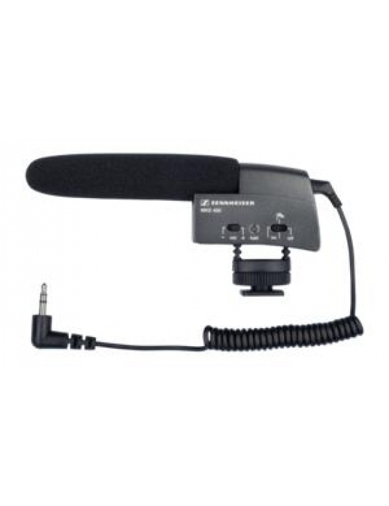 MKE 400  Video-Richtmikrofon für Kameras