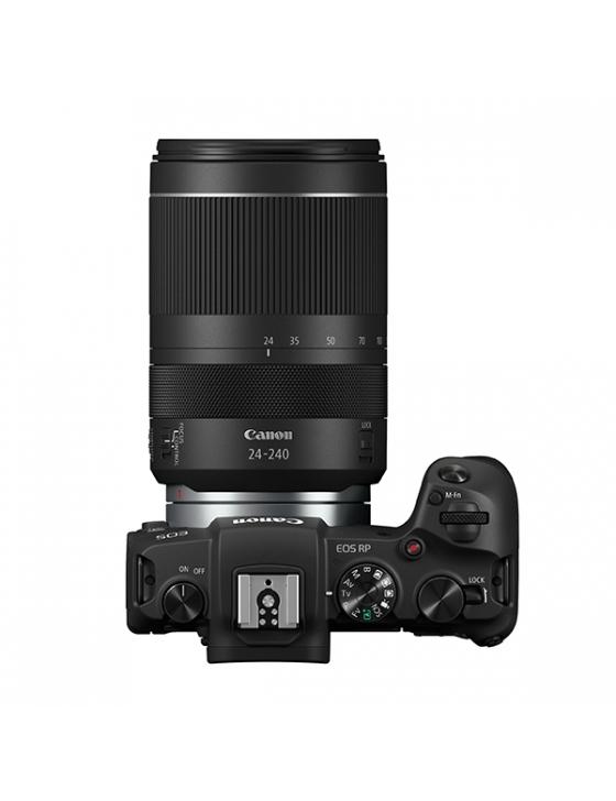 EOS RP + RF 24-240mm f4-6,3 IS USM Kit + Sofortrabatt 100,- bis 16.08.2020