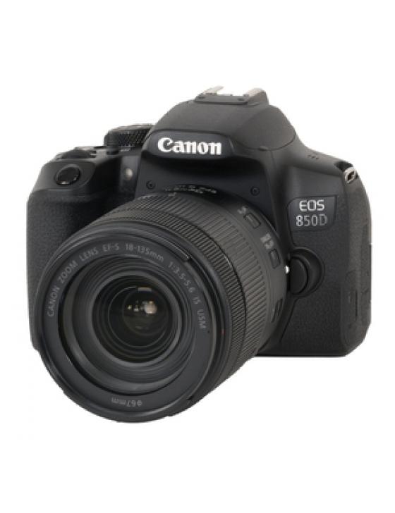 EOS 850D + EF-S 18-135mm/3,5-5,6 IS USM