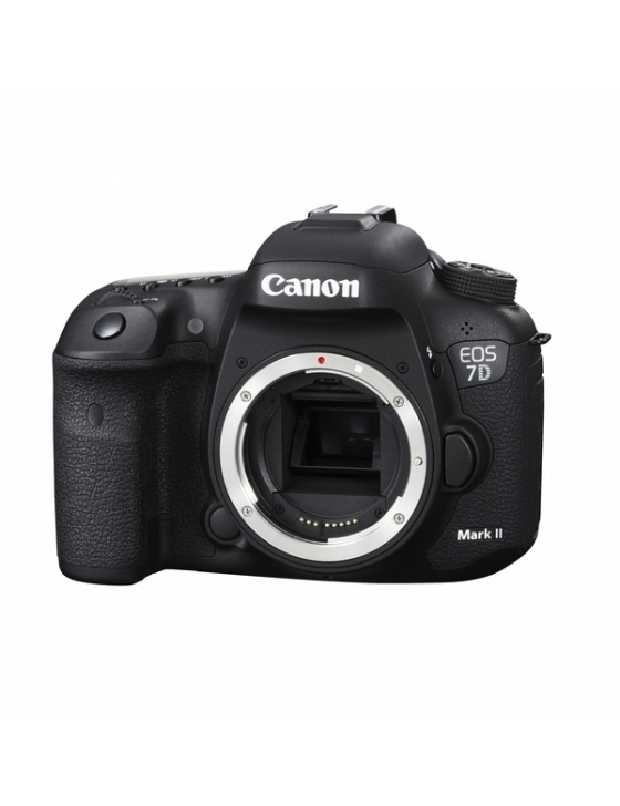 EOS 7D Mark II Body + WE-1 Wifi Adapter