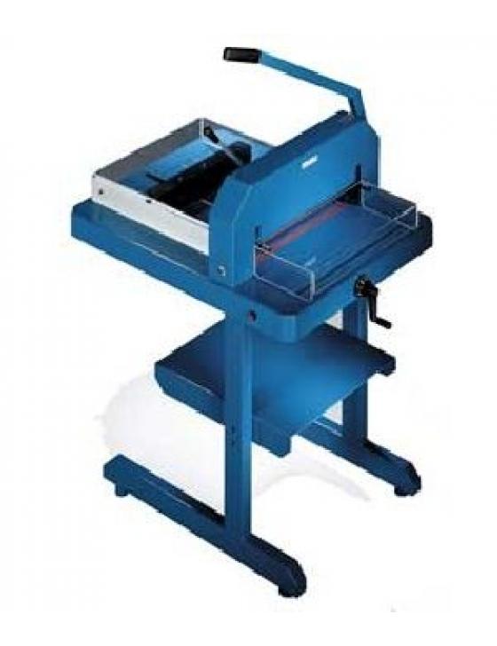 Stapelschneidemaschine blau 846