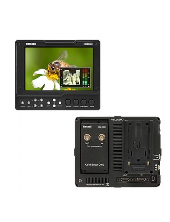 """V-LCD56MD Camera Top Monitor 5,6"""""""