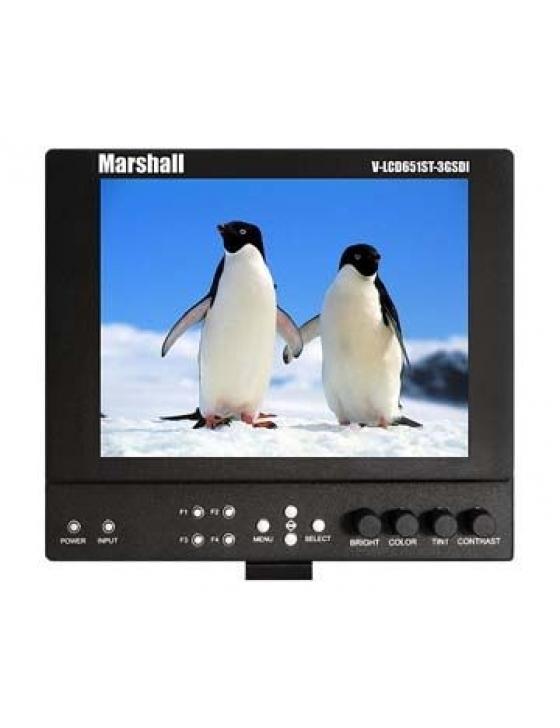 "V-LCD651STX-HDMI Kamera Monitor 6,5"""