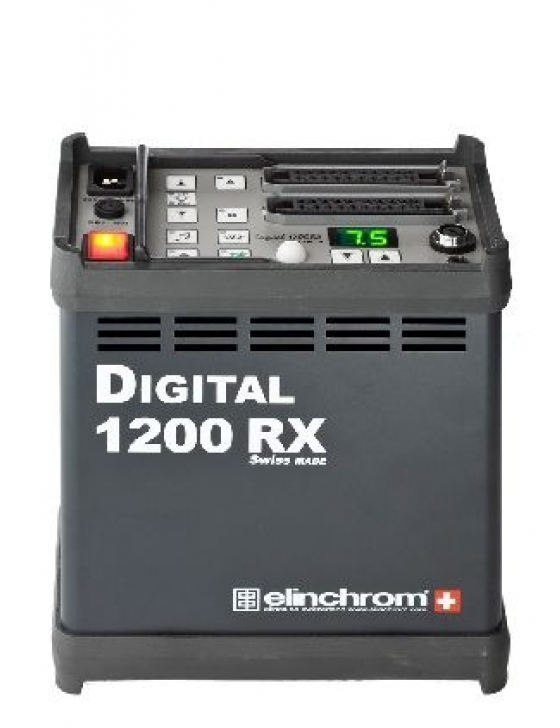 Power Pack Digital 1200 RX
