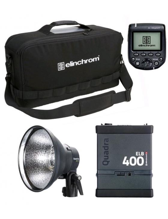 ELB 400 Hi-Sync to go Set