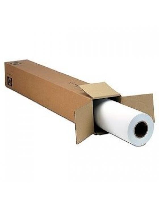"""Singleweight Matte Paper Roll, 44""""x40m, 120g/m²"""