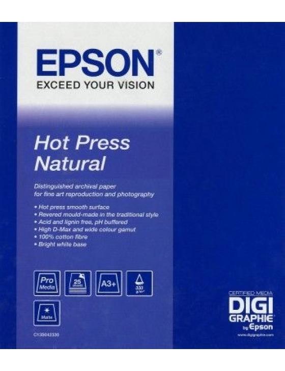 Hot Press Natural A3+