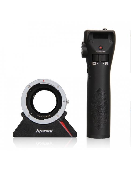 DEC Sony E Funksteuerung Schärfe und Blende