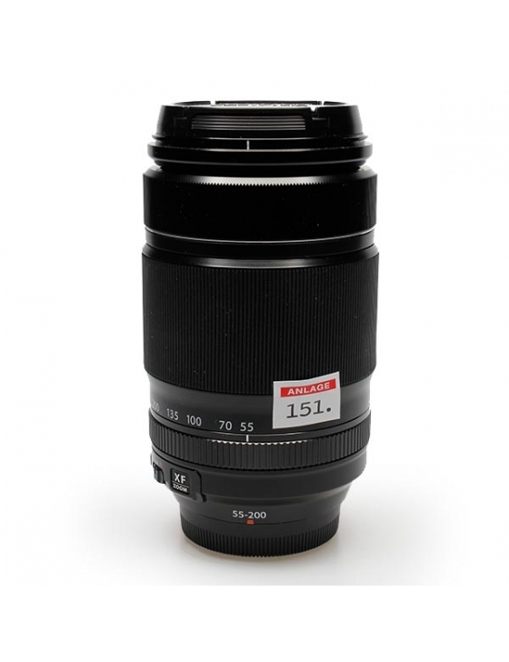 2nd Hand XF 55-200/3,5-4,8 R LM OIS  #87A05583