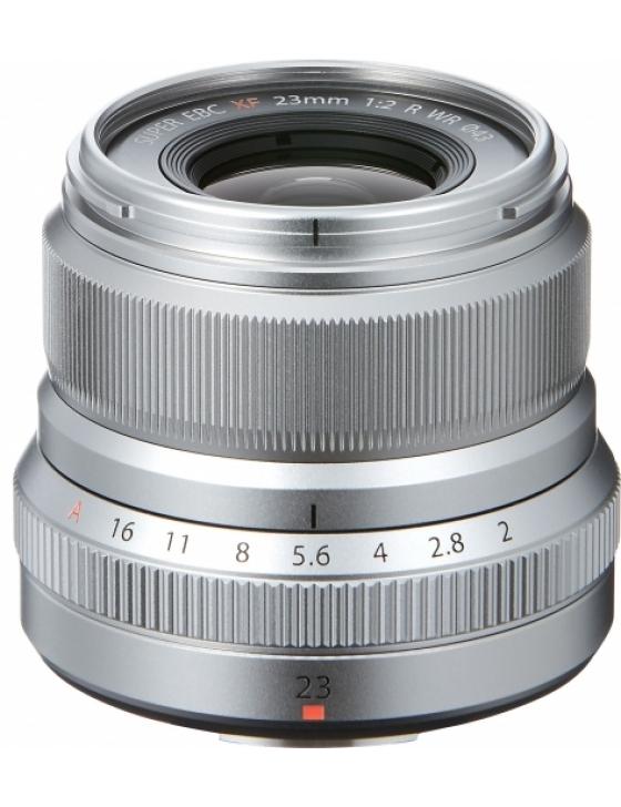 Objektiv XF 23mm F2 R WR  silber
