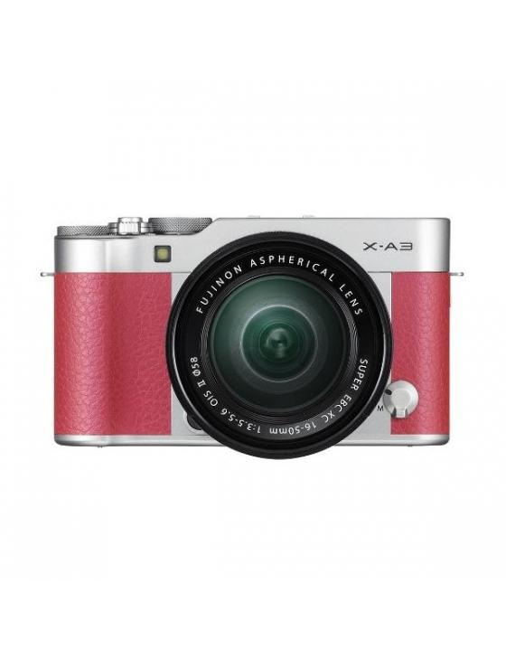 X-A3 Kit inkl. XC 16-50mm  Pink