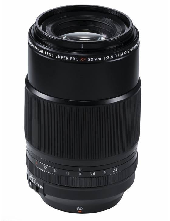 Objektiv XF 80mm F2.8 R LM OIS WR Macro