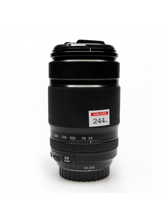 2nd Hand XF 55-200/3,5-4,8 R LM OIS  #47A02269