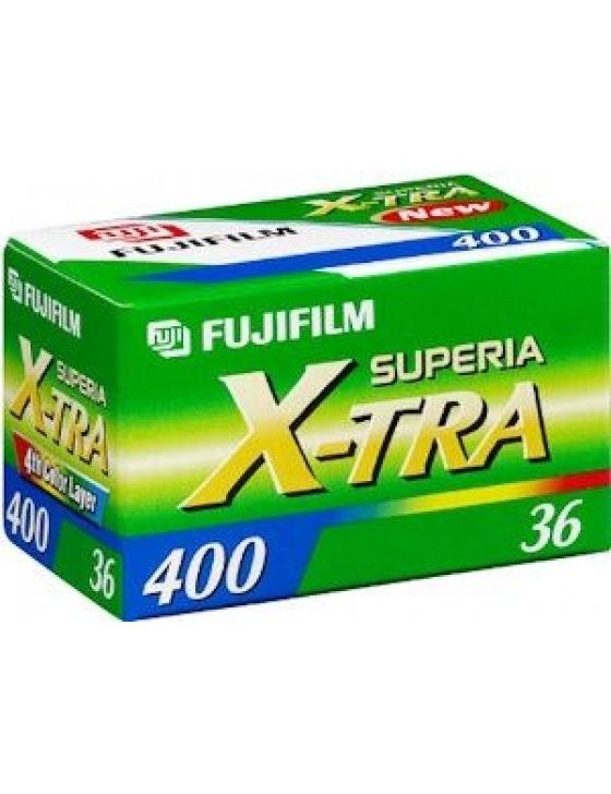 Superia X-TRA 400 135-36 EC