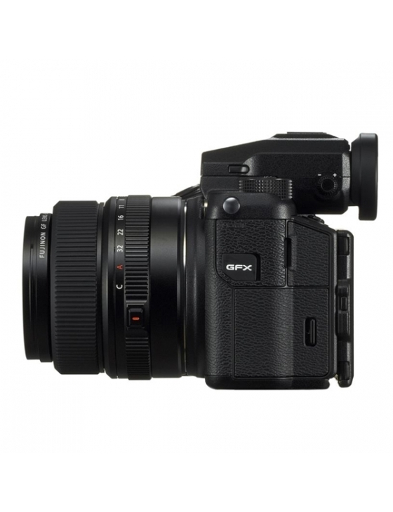 Mittelformatkamera GFX 50S / Trade-IN-Aktion 500,- bis 30.06.21