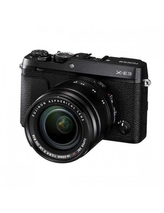 X-E3 Kit inkl. XF 18-55 F2.8-4 R LM OIS schwarz