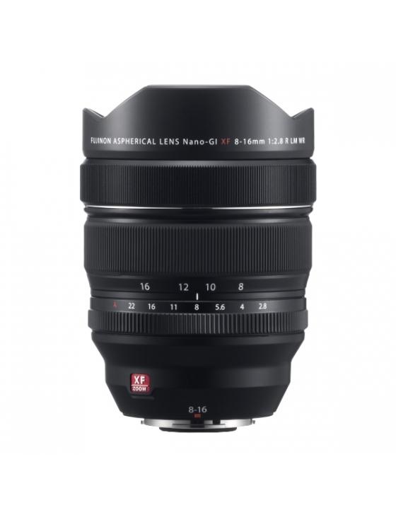Objektiv XF 8-16mm F2.8 R LM WR