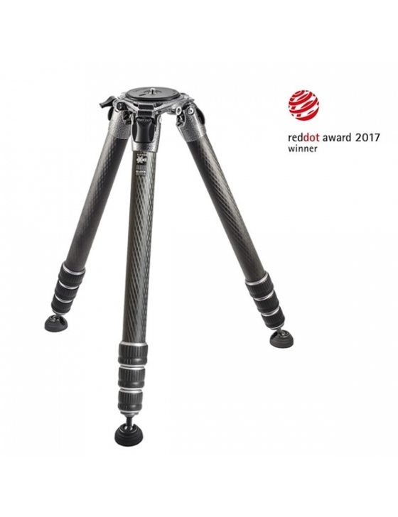 Systematic Tripod Series 5 Carbon 4 sections Long