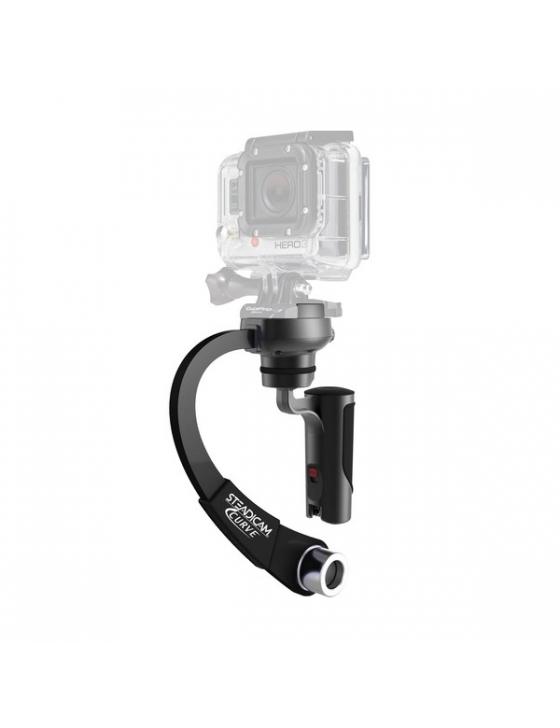 Steadicam Curve Schwebestativ für GoPro schwarz