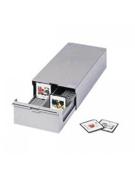 Stapelbox 200 mit Schuber +C-System