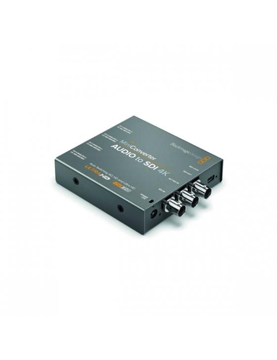 Mini Converter Audio-SDI 4K