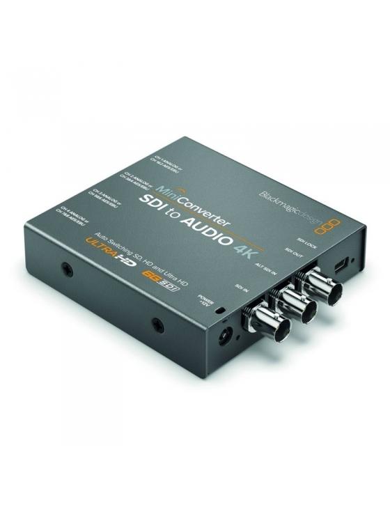 Mini Converter SDI-Audio 4K