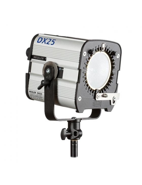 DX 25  Dauerlicht